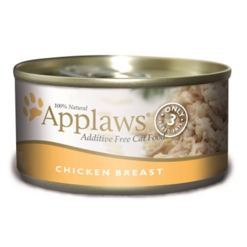 Applaws Chk Brst Cat 24/5.5Oz