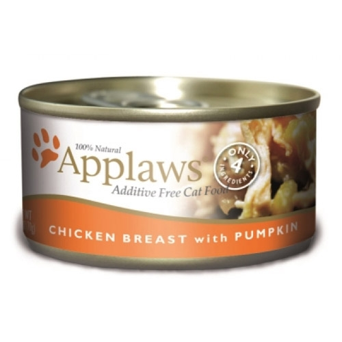 Applaws Chk W/Pmpk Cat 24/5.5Oz