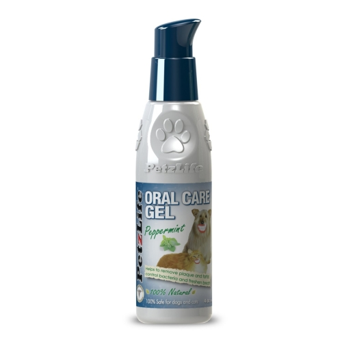 PetzLife Oral Gel Peppermint 12 oz. Bottle