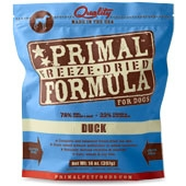 Canine Duck Freeze Dried Formula 5.5OZ