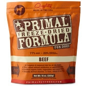 Canine Beef Freeze Dried Formula 5.5OZ