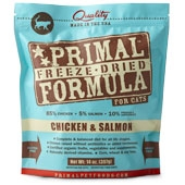 Feline Chicken - Salmon Freeze Dried Formula 5.5OZ