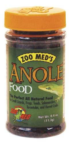 Zoo Anole Food .4Oz