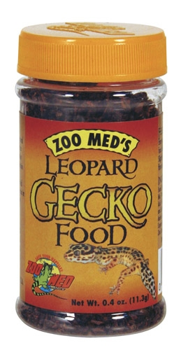 Zoo Leopard Gecko Food .4Oz