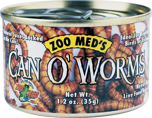 Zoo Can O Worms 300/Can 1.2Oz