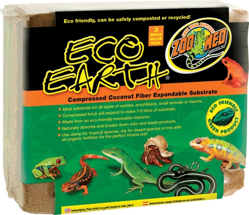Zoo Eco Earth 3Pk