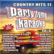 Karaoke CD, Country Hits 11