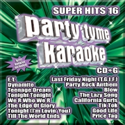 Karaoke CD, Super Hits 16
