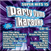 Karaoke CD, Super Hits 15