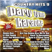 Karaoke CD, Country Hits 9