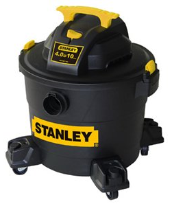 Alton Enterprises limted Stantley Wet/Dry Vac, 4-HP