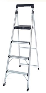 Tricam Industries Gorilla 4-Step Aluminum Ladder