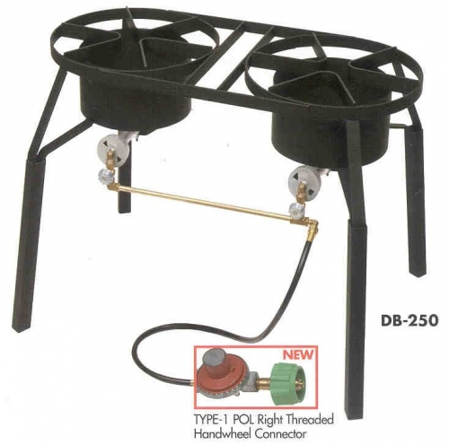 Cooker/Burner (Double)