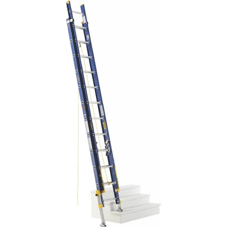 Ladder 28' Fiberglass Extensiion Ladder