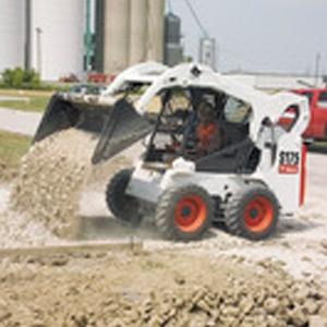 Skid Steer Loader, John Deere 318G