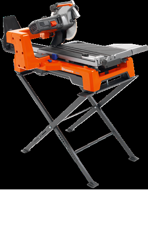 Husqvarna TS-60 Tile Saw with Stand