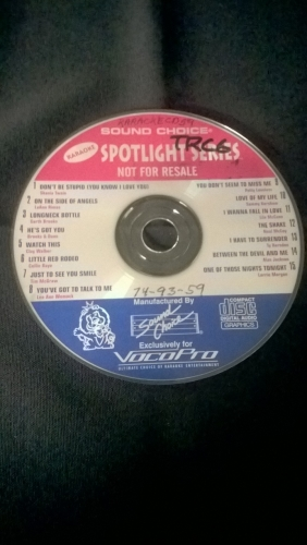 Karaoke CD, Country Classics