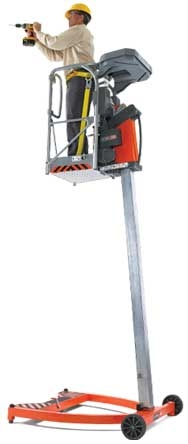 LIFTPOD, JLG 14' REACH