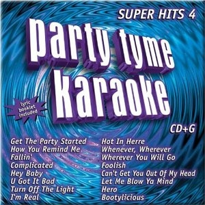 Karaoke CD, Super Hits 4