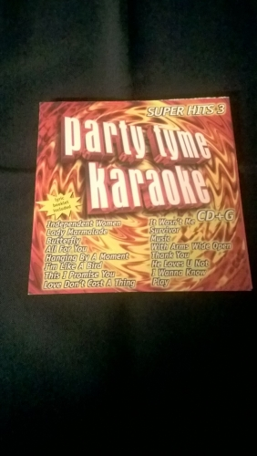 Karaoke CD, Super Hits 3