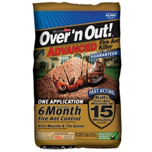 Garden Tech® Over 'N Out!® Advanced Fire Ant Killer