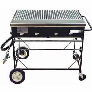 2ft X 3ft Propane Grill