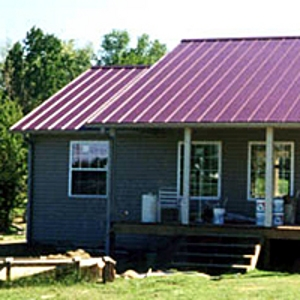 American Building Components Metal Roofing Panels