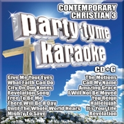 Karaoke CD, Contemporary Christian 3