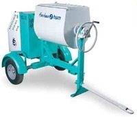 Mixer, Mortar Gas Towable