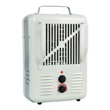 Heater Electric 1500watt (milkhouse)