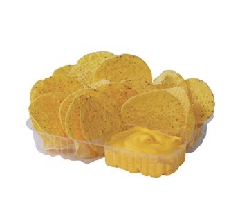 Nacho Cheese Trays 50/bag