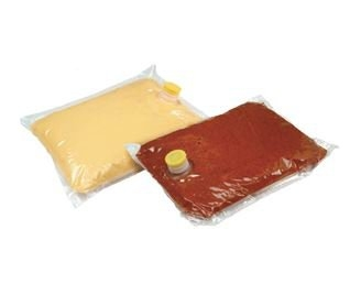 Nacho Cheese 140 oz bags.  2oz per serving