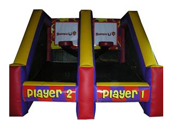 Games To Go Hoops 2 Inflatable Game