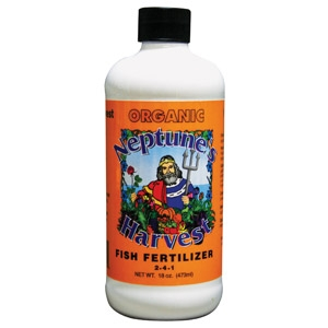 Neptune's Harvest Organic Fish Fertilizer