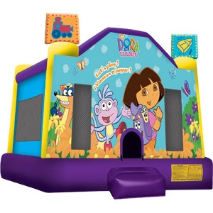 Dora the Explorer Jump House