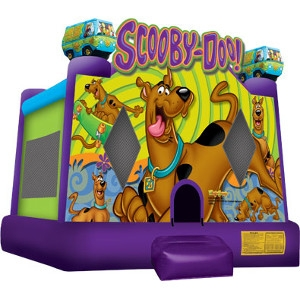 Scooby Doo Jump House