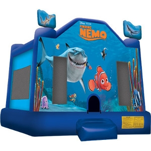 Finding Nemo Jump House