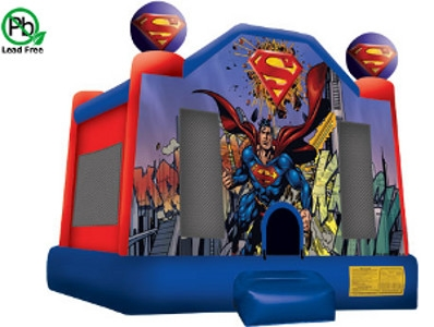 Moonwalk Superman Jump (Medium)