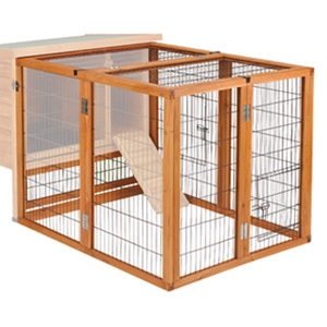 Ware Premium Rabbit Hutch Large