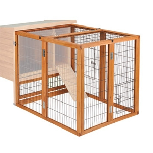 Ware Premium Rabbit Hutch Medium