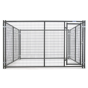 Tarter Powder Coated Dog Welded Wire Kennel 10x10x6