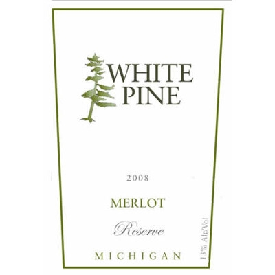 White Pine Winery 'Reserve Merlot'