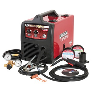 Lincoln Electric 140HD MIG Welder