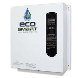 Eco-Smart Tankless Electric Water Heater