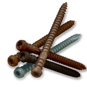TopLoc Fascia Screws