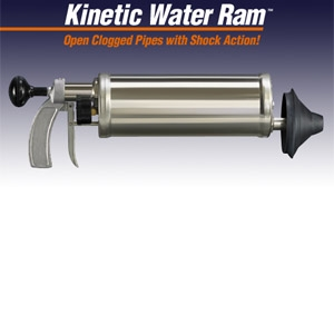 Kinetic Water Ram