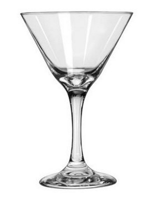 Libbey 9oz, Martini Cocktail glass