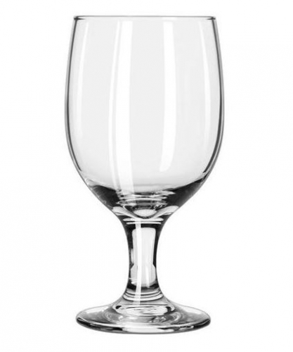 Libbey Embassy 12Oz, Water Goblet