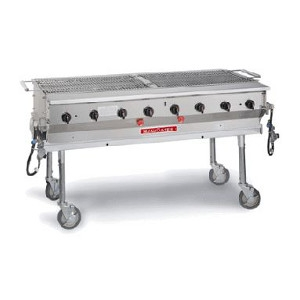 Magi Kitchen LPG-30, 3' Outdoor Gas Grill