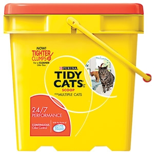 Tidy Cat® 24/7 Performance Cat Litter 27 Lb. Bucket
